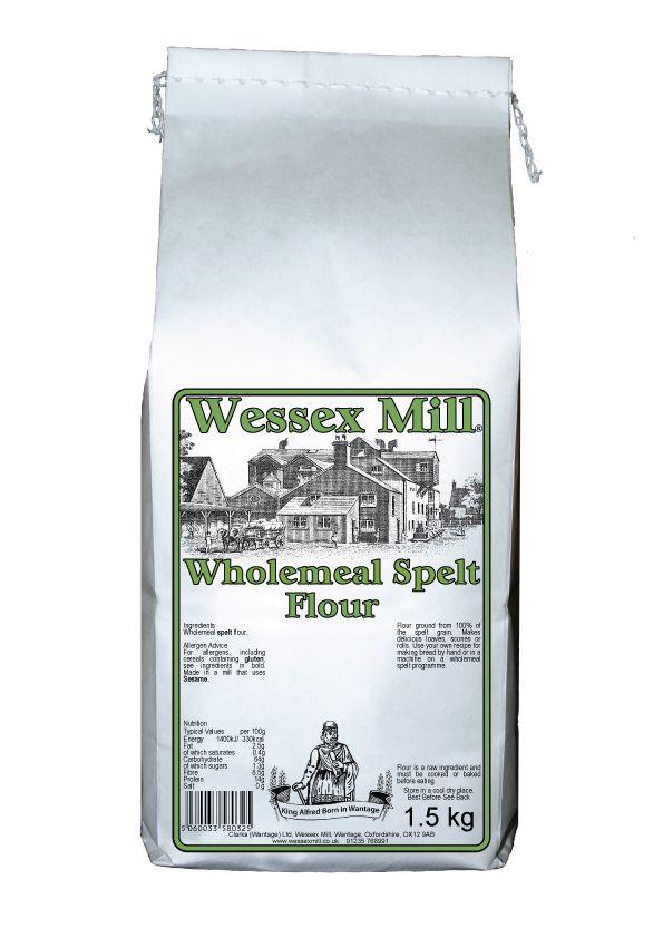 Wessex Mill Wholemeal Spelt Flour