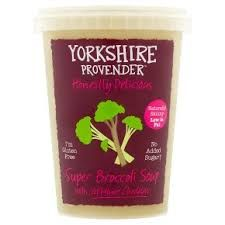 Yorkshire Provender Broccoli & Cheddar Ready Meals Soups Pu