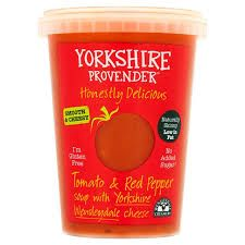 Yorkshire Provender Tomato & Red Pepper