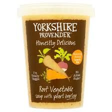 Yorkshire Provender Root Vegetable
