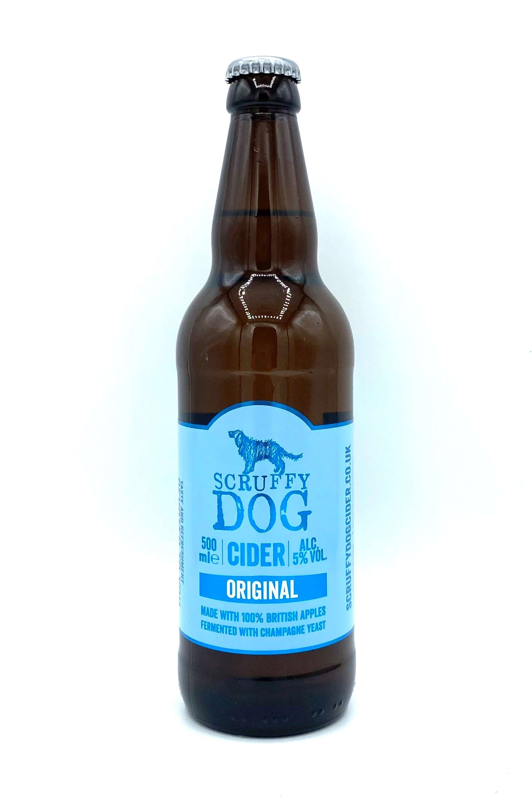 Scruffy Dog Original Cider