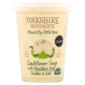 Yorkshire Provender Cauliflower Soup