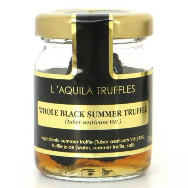 L'Aquila Whole Black Summer Truffle