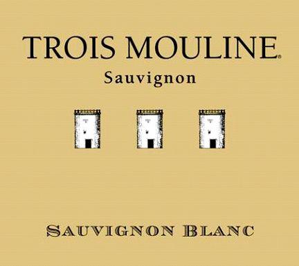 Trois Mouline Sauvignon Blanc Bordeaux