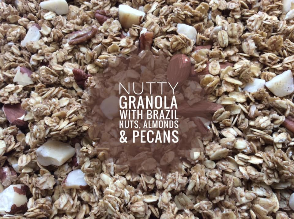 Green's Nutty Granola Breakfast Cereals