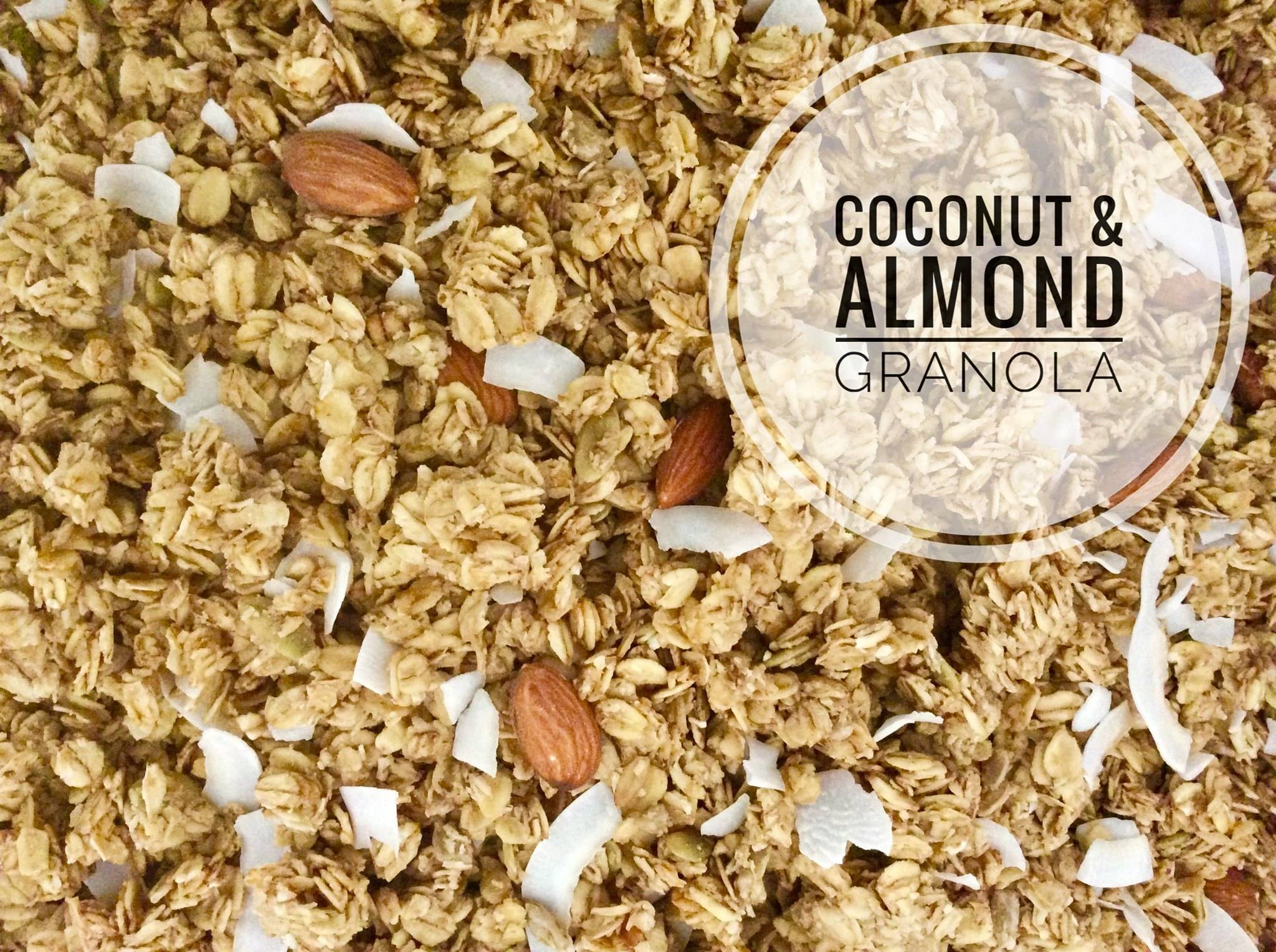 Green's Coconut & Almond Granola