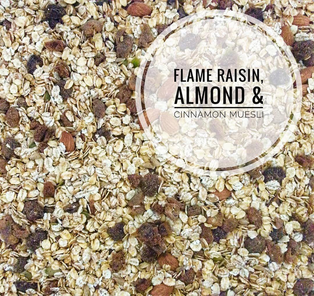 Green's Raisin Almond & Cinnamon Muesli