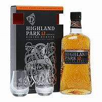 Highland Park 12 YO Glass Pack