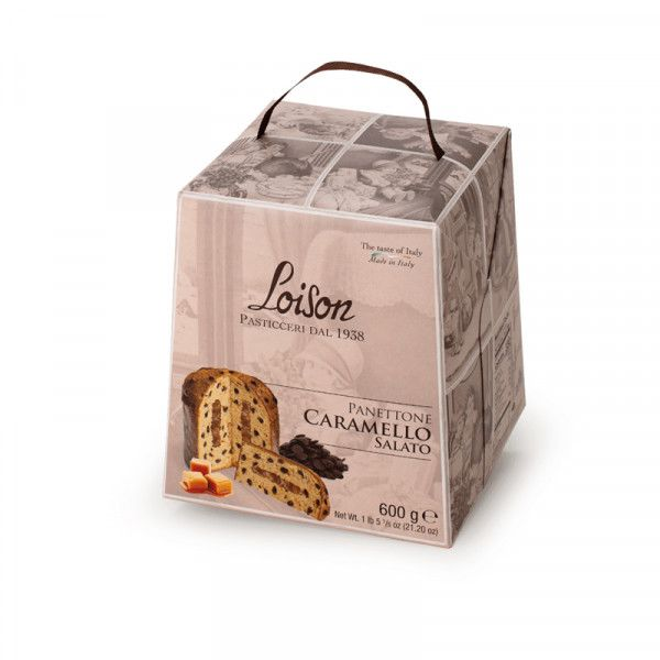 Loison Salted Caramel Panettone