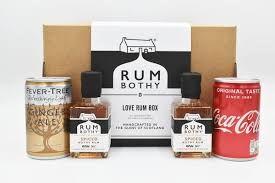 Gin Bothy Love Rum Gift Box