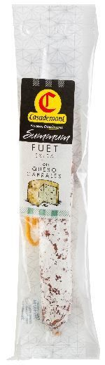 Casademont Mini Fuet with Cheese
