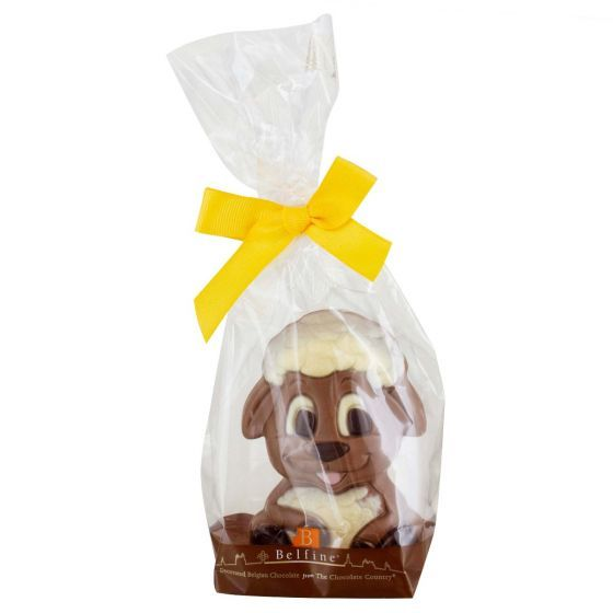 Belfine Chocolate Sheep Arthur