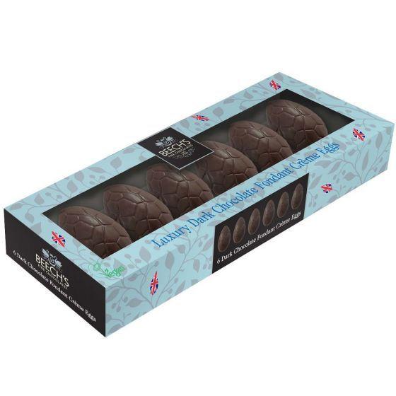 Beech's Dark Chocolate Fondant Creme Egg Seasonal