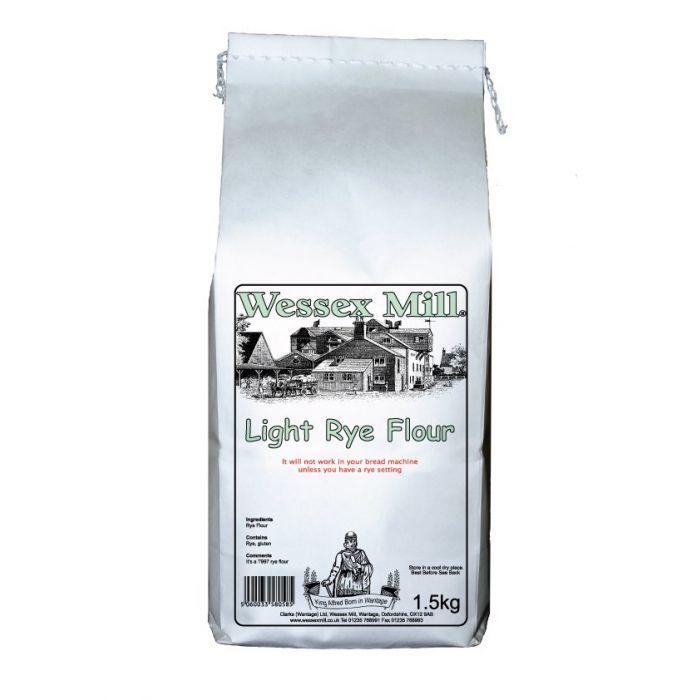 Wessex Mill Rye Light Flour