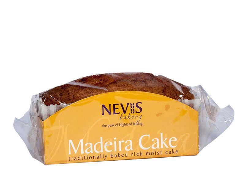 Nevis Madeira Cake