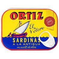 Ortiz Sardines in Olive Oil
