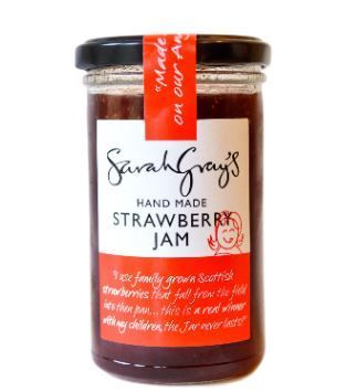 Sarah Gray's Strawberry Jam