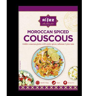 Al'fez Moroccan Spiced Couscous