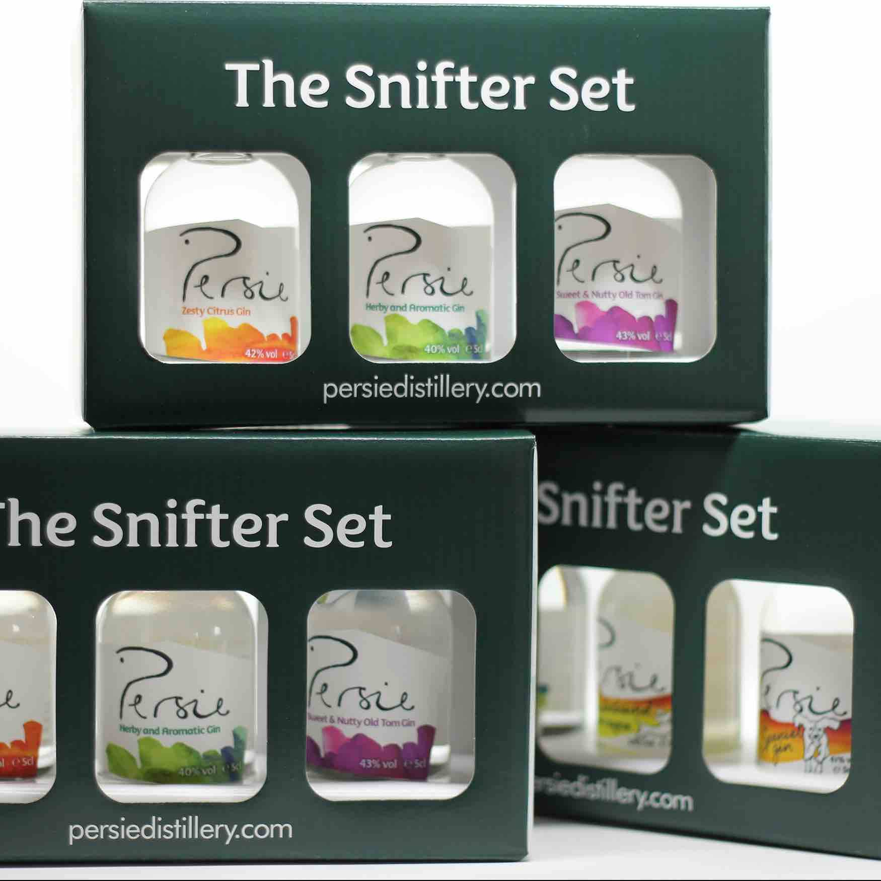 Persie Gin The Snifter Gift Set