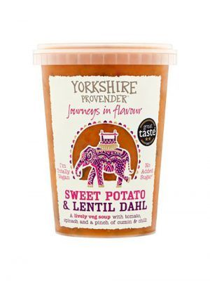 Yorkshire Provender Sweet Potato & Dahl