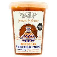 Yorkshire Provender Moroccan Veg Tagine