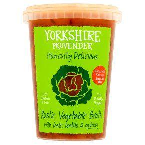 Yorkshire Provender Rustic Veg Broth