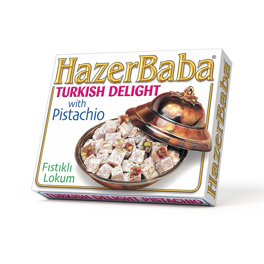 Hazer Baba Pistachio Turkish Delight