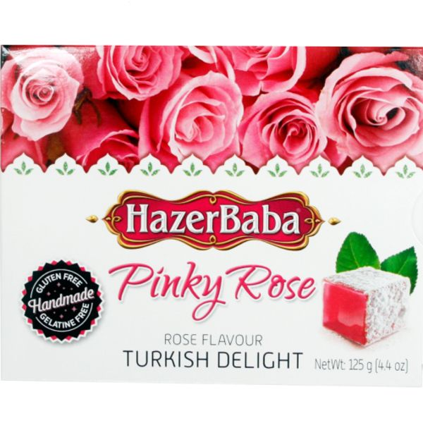 Hazer Baba Pinky Rose Turkish Delight