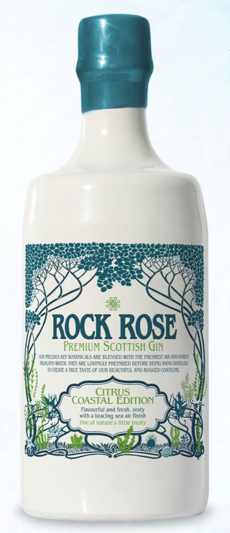 Rock Rose Citrus Coastal Edition