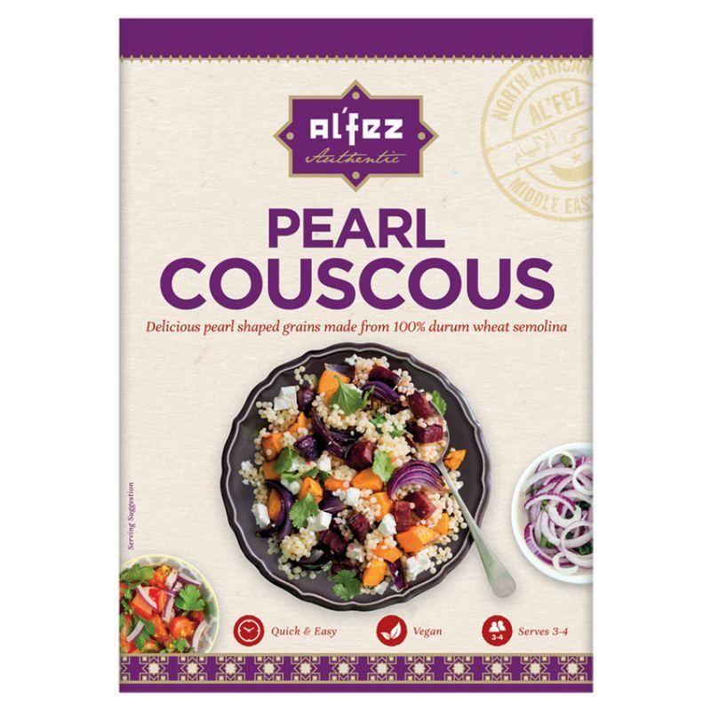Al'fez Pearl Couscous Other Grains