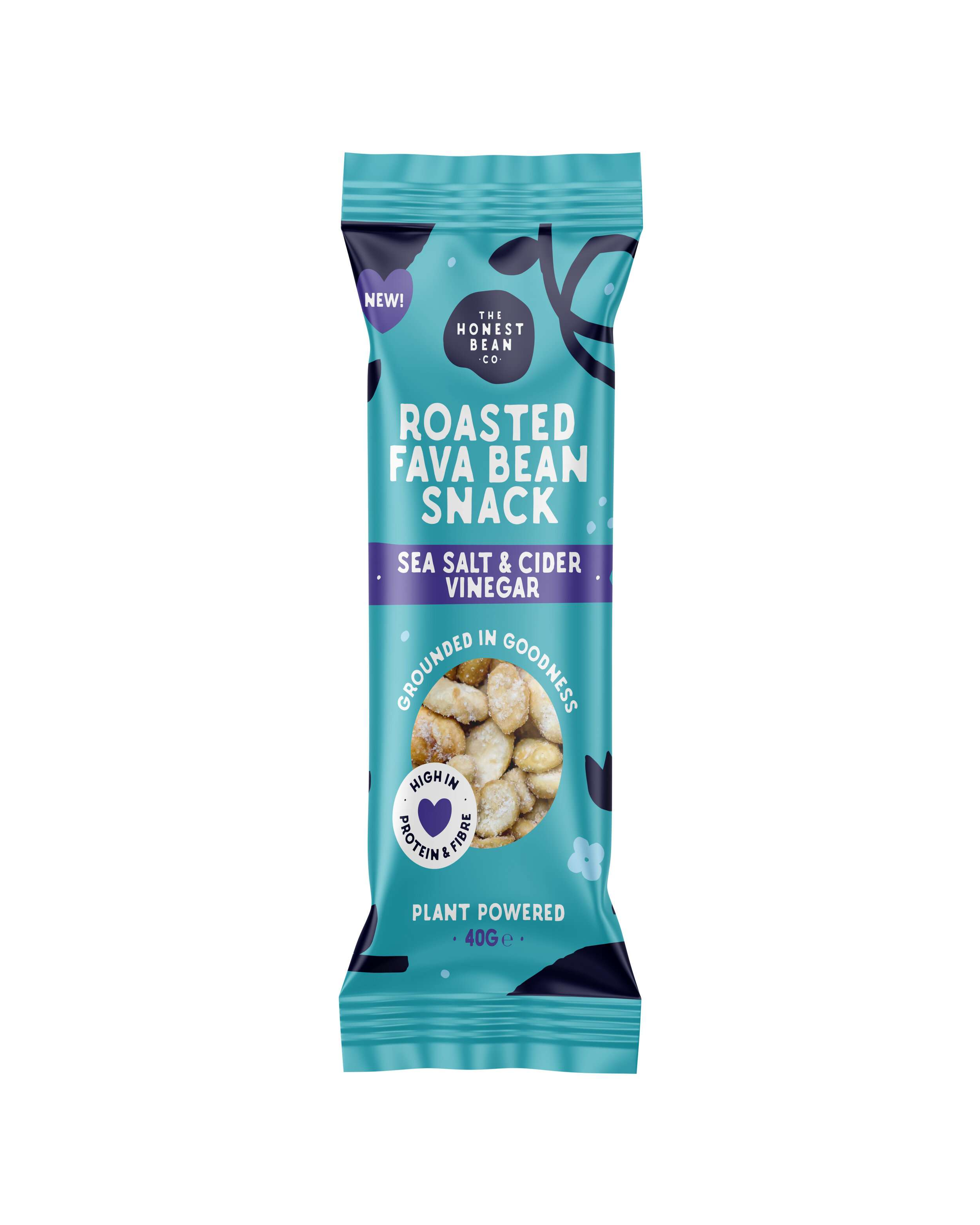 Honest Bean Roated Fava Bean Snack