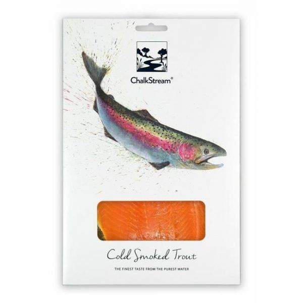 Chalkstream Cold Smoked Trout
