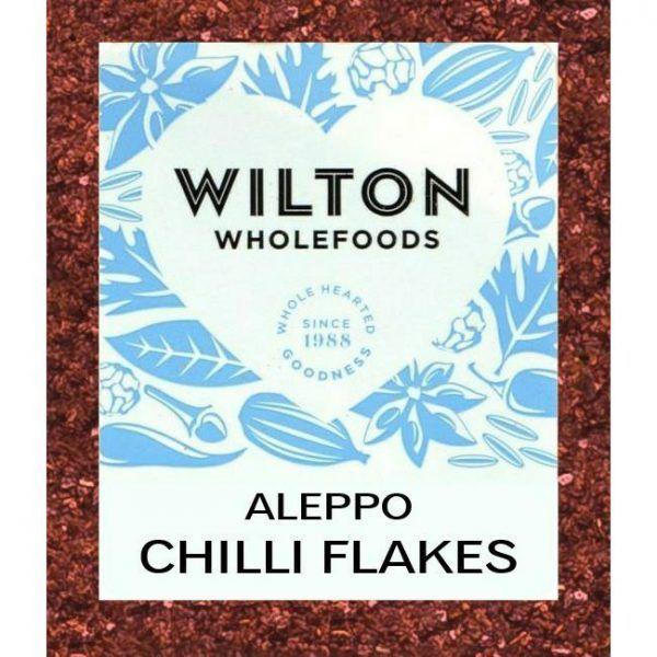 Wilton Aleppo Chilli Flakes