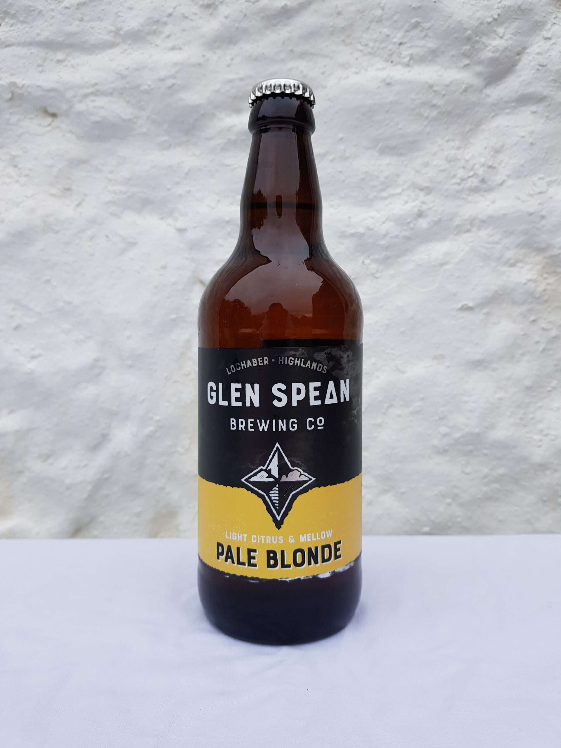 Glen Spean Pale Blonde Session