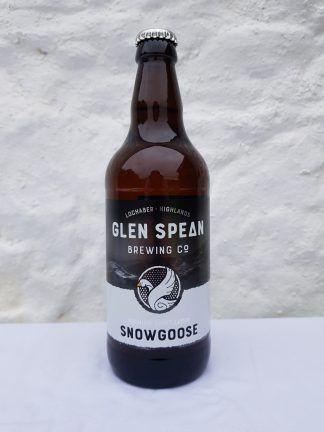 Glen Spean Snowgoose Premium Lager