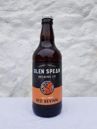 Glen Spean Red Revival Malty Amber