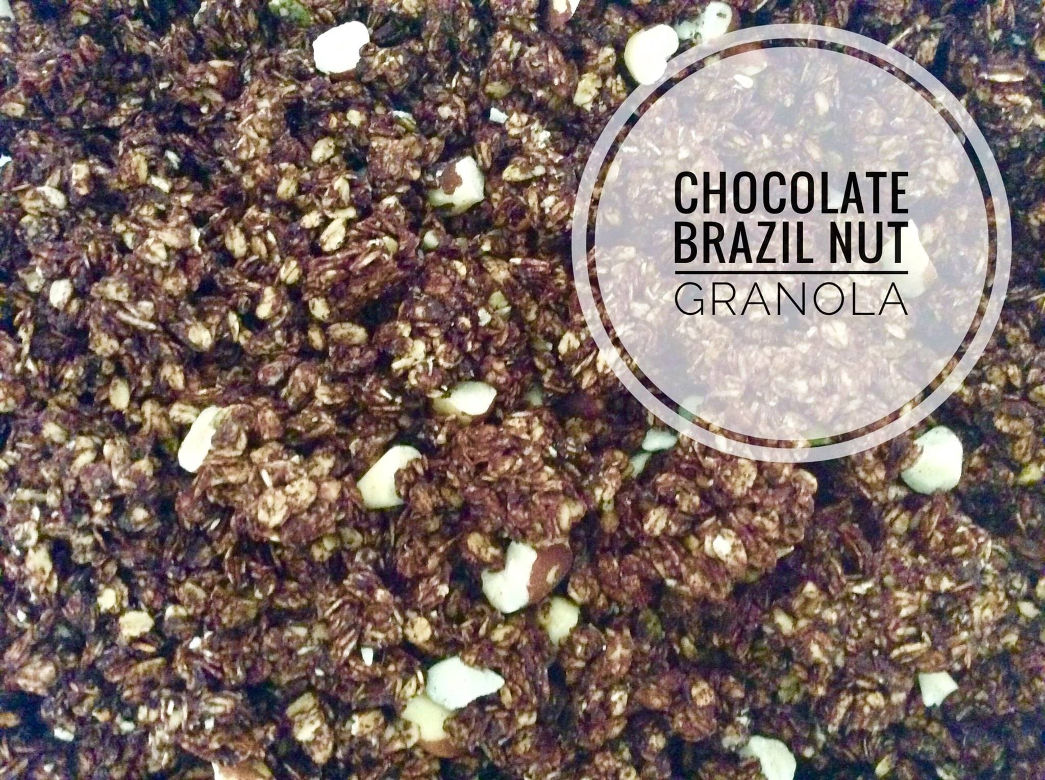 Green's Chocolate Brazil Nut Granola