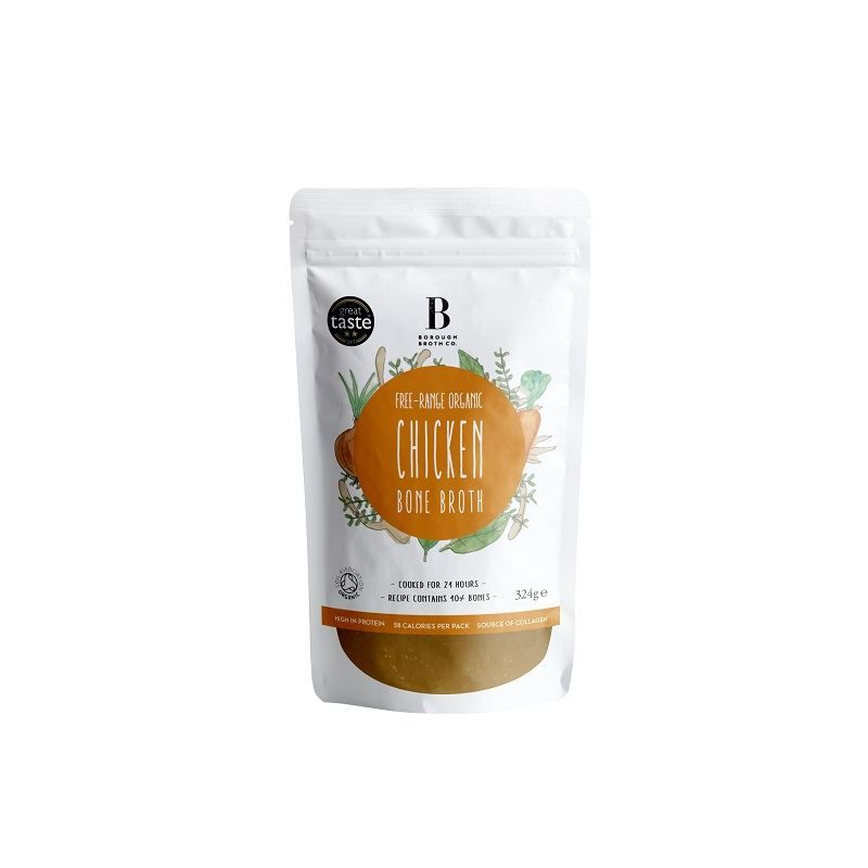 Borough Broths Chicken Bone Broth