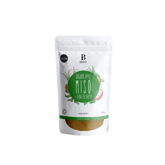 Borough Broths Apple Miso & Seawed Broth