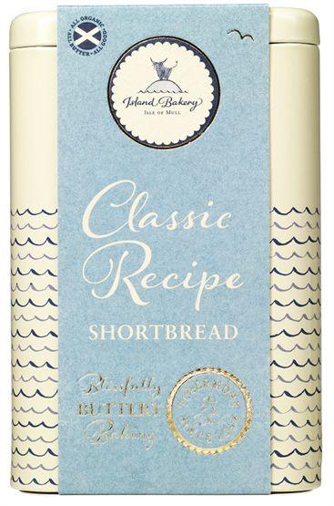 Island Bakery Classic Recipe Shortbread