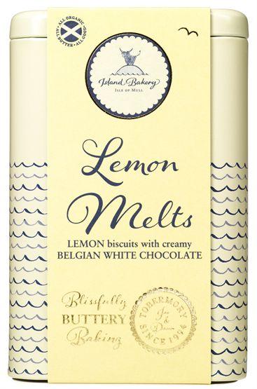Island Bakery Lemon Melts