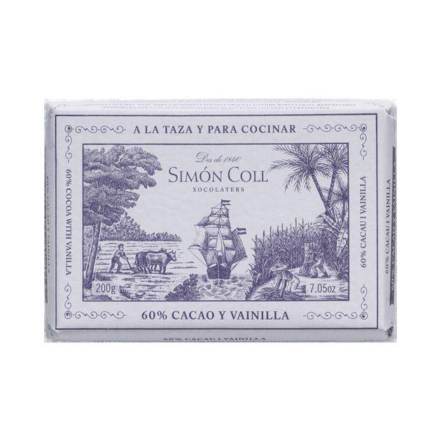 Simon Coll Chocolate a la Taza Vanilla