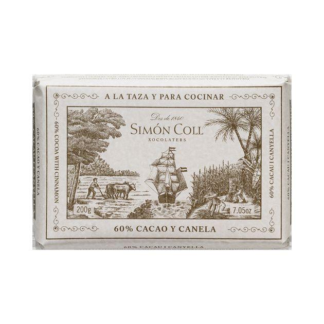 Simon Coll Chocolate a la Taza Cinnamon