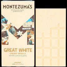 Montezuma's Great White Chocolate