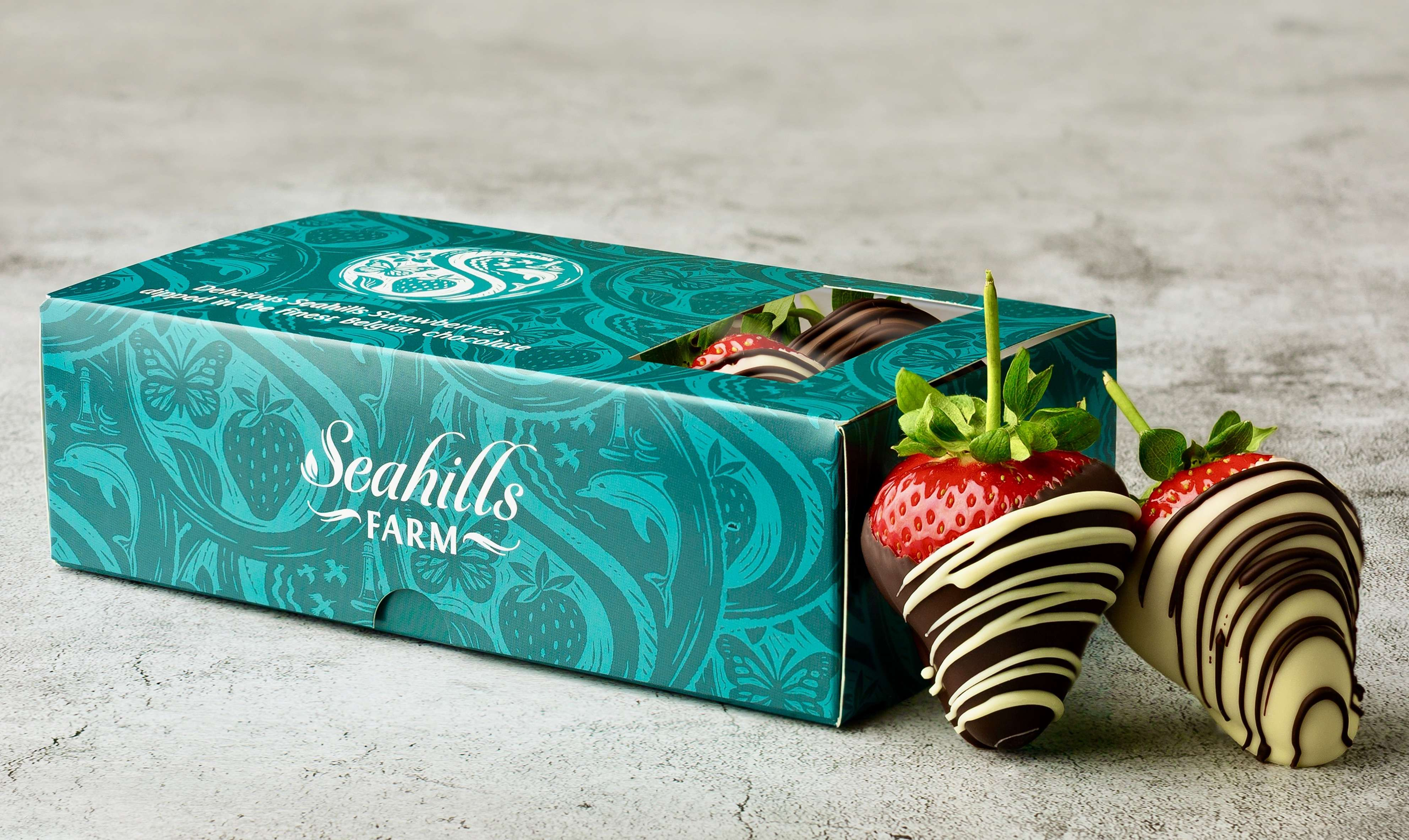 Seahills Chocolate Dipped Strawberries
