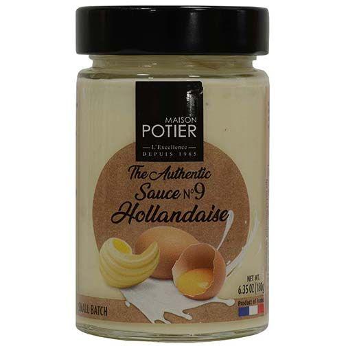 Christian Potier Hollandaise Sauce