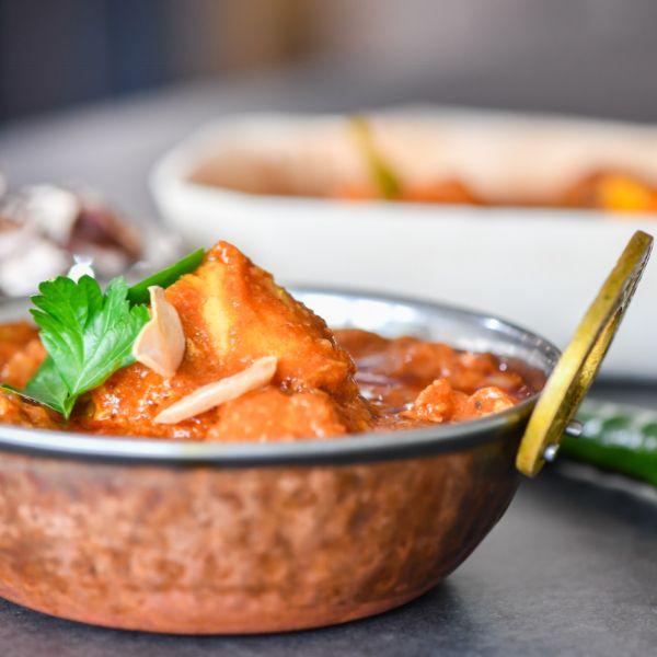 Prav Kumar South Indian Garlic Chicken