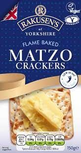 Rakusen Matzo Crackers