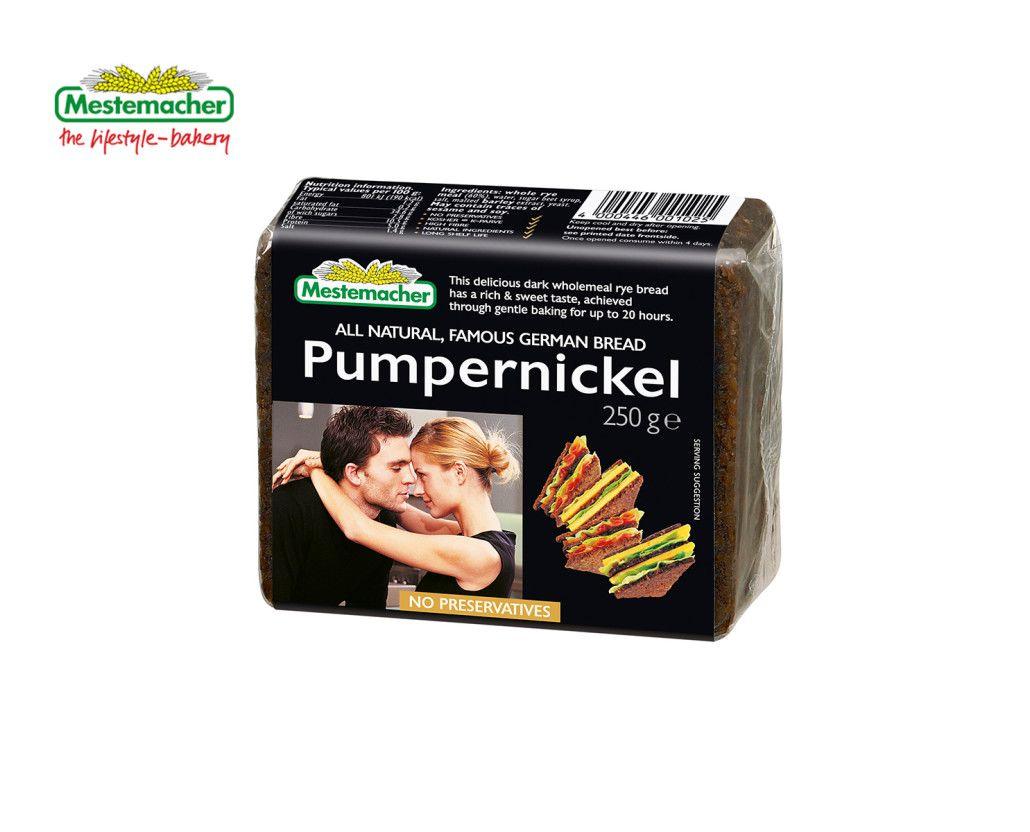 Mestemacher Pumpernickel