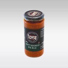 Fern's Hot Mango Pickle